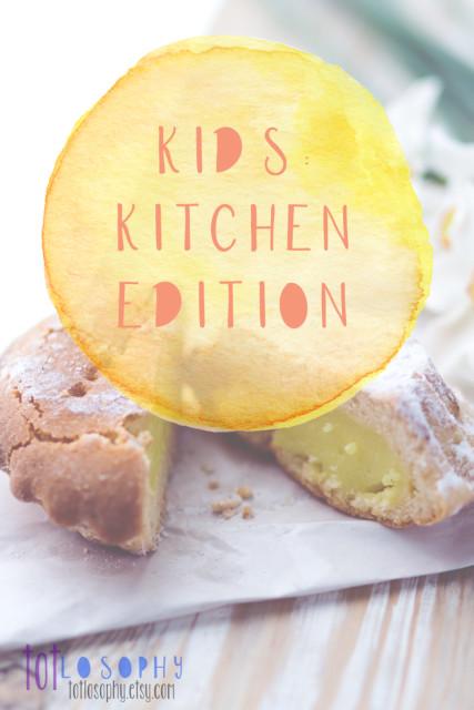 kids kitchen edition